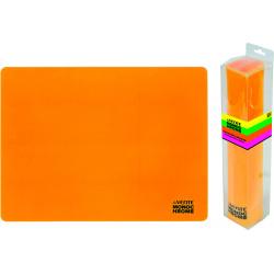 Коврик для лепки А3 deVENTE Monochrome силикон 8061012 неоновый оранжевый