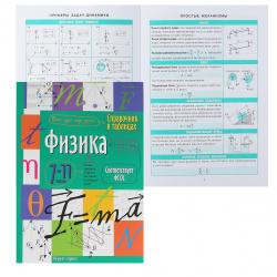 Справочник в таблицах Айрис-пресс А5 Физика 7-11 класс 24961