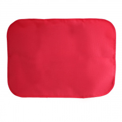 Клеенка для уроков труда 35*50 Attomex 7044901 красная