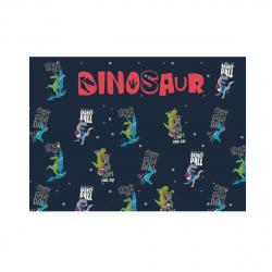 Клеенка для уроков труда 50*70 Dino КОКОС 205690
