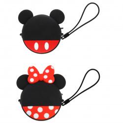 Кошелек силикон 11*11*4 Mouse КОКОС 205651/1 ассорти 2 вида