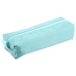 Пенал мягкий ткань 1 отделение прямоугольный 19*6*5 Пчелка Розовый город К-21