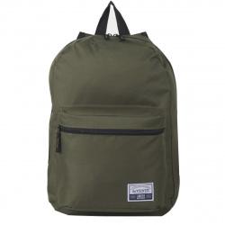 Рюкзак полиэстер 1 отделение 28*40*10 deVENTE 7032040 т зеленый