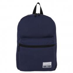 Рюкзак полиэстер 1 отделение 28*40*10 deVENTE 7032039 темно-синий