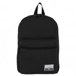 Рюкзак полиэстер 1 отделение 28*40*10 deVENTE 7032038 черный