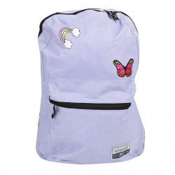 Рюкзак полиэстер 1 отделение 30*40*10 Butterfly deVENTE 7032114 сиреневый
