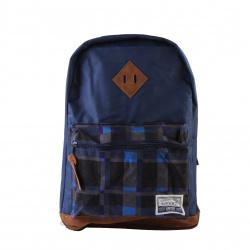 Рюкзак полиэстер 1 отделение 30*40*14 deVENTE 7034933 темно-синий