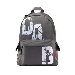 Рюкзак ткань эргономичная спинка 1 отделение 30*40*17 DAB BrunoVisconti 12-003/16 серый