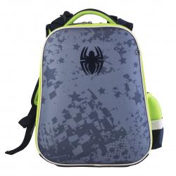 Ранец спинка эргономичная, 2 отделения, 290*370*170мм ERGO First Spider КОКОС 200961