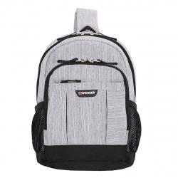 Рюкзак полиэстер, спинка мягкая EVA, 1 отделение, 240*340*140мм Wenger 52894
