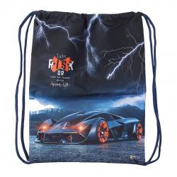 Мешок для обуви 1 отделение 32*42 Авто риск Оникс МО-20 63135