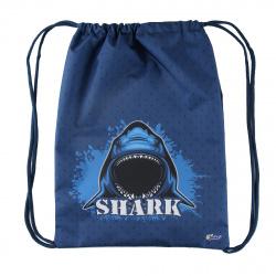 Мешок для обуви 1 отделение 32*42 Shark Оникс МО-20 63122