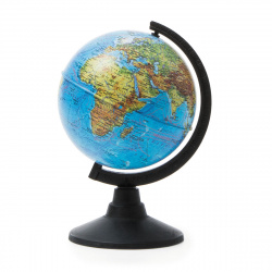 Глобус 120мм физический Классик К011200001