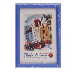 Рамка пластиковая 10*15 Fotex premium Fotex Color 4505 13592 ультрамарин