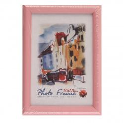Рамка пластиковая 10*15 Fotex premium Fotex Color 4665 13591 розовый