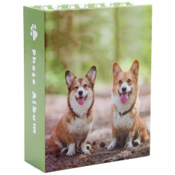 Фотоальбом на 100 фото, 10*15см Puppies Veld-co 87250/LM-4R100