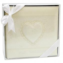 Фотоальбом 200ф 10*15 Veld-co Wedding Heart 642200BB/C/13799