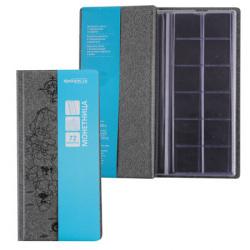 Альбом для монет на 72шт ДПС 2858-106 серый