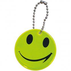 Брелок светоотражающий 6см Smile КОКОС 207039