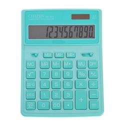 Калькулятор настольный, 12 разрядов, питание двойное, 204*155*33мм Citizen SDC444XRGNE