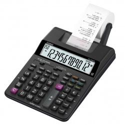 Калькулятор печатающий 12 разрядов Casio HR-150RCE-WA-EC 295*165*65мм черный