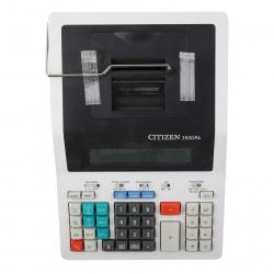 Калькулятор печатающий 14 разрядов Citizen 350DPА 332*225*75мм белый/черный