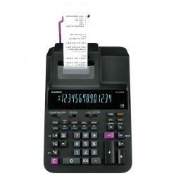 Калькулятор печатающий 14 разрядов Casio DR-320RE-E-EC 340*205*85мм черный
