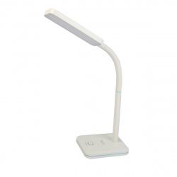 Светильник на подставке ARTSTYLE TL-230W, светодиодный, 8 W, 30000 часов, сенсор, белый