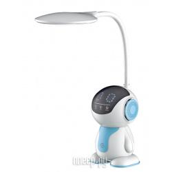"""Светильник+ночник детский ARTSTYLE TL-355W, светодиодный 8 W, сенсор, 3 режима """"Робот"""" белый"""