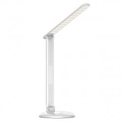 Светильник на подставке National NL-55, 39 светодиодов, 9 W, 30000 часов, сенсор, белый