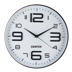 Часы настенные Centek CT-7101 White