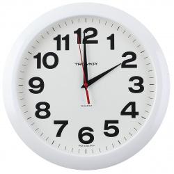 """Часы настенные """"В-Тройка"""" 11110198 Белые"""