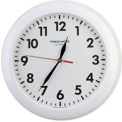 """Часы настенные """"В-Тройка"""" 11110118 Белые"""