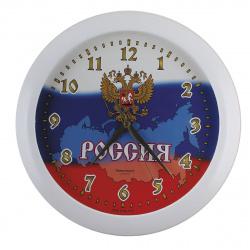 """Часы настенные """"В-Тройка"""" 11110191 Герб РФ"""