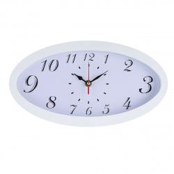 Часы настенные Arte Nuevo EG6977/1 33,3х17,5 (пласт. корпус) белые
