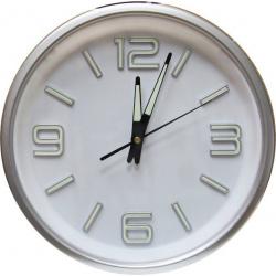 Часы настенные Arte Nuevo EG6911A-XG1/1 (пласт. корпус, светящийся циферблат)