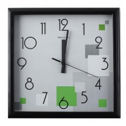 Часы настенные П - 2А6 - 101 (пластик, дискретный ход)