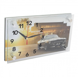 Часы настольные Arte Nuevo 1323-645 Mustang Shelby