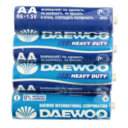Батарейка Daewoo R06 б/б (4)