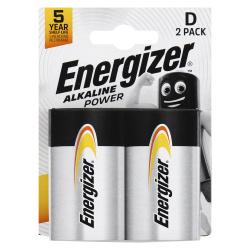 Батарейка Energizer LR20 MAX  2*BL