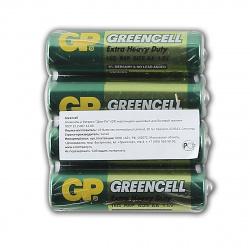 Батарейка GP R06 Greencell (4)
