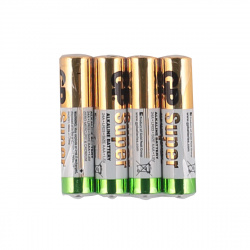 Батарейка GP LR03 Super new shrink 4