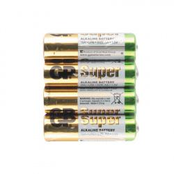 Батарейка GP LR06 Super new shrink 4