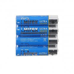 Батарейка Mirex LR03 4 б/б (23702-LR03-S4)