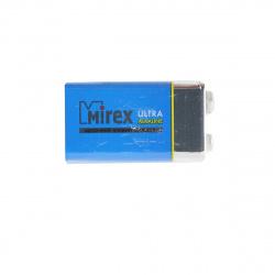 Батарейка Mirex 6LR61 1 б/б (23702-6LR6-S1)