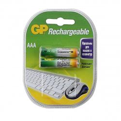 Аккумулятор GP R03 750 AAАHC   2*BL