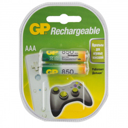 Аккумулятор GP R03 850 AAАHC   2*BL