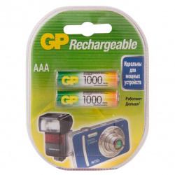 Аккумулятор GP R03 1000 AAАHC   2*BL
