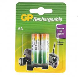 Аккумулятор GP R06 1600 AAHC   2*BL