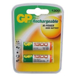Аккумулятор GP R06 1300 AAHC   2*BL